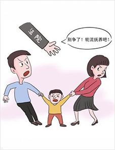 滨州子女抚养